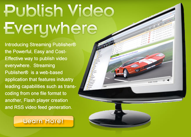 Publish Video Everywhere